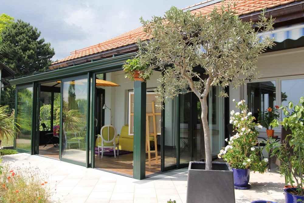 Espace et lumiere veranda de qualité