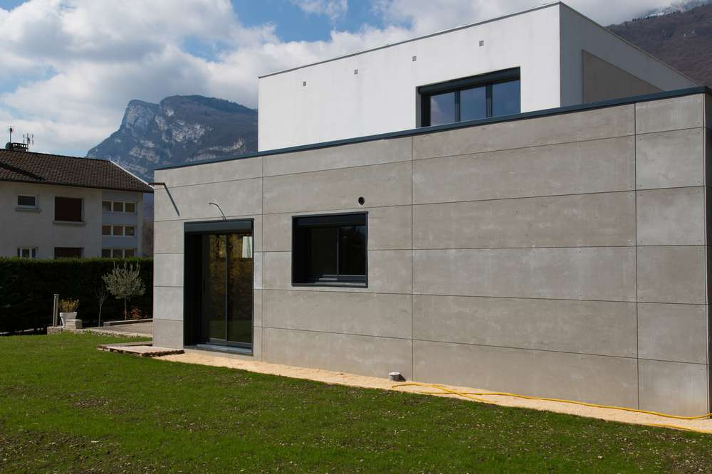 éranda extension en Suisse romande - vue intérieure