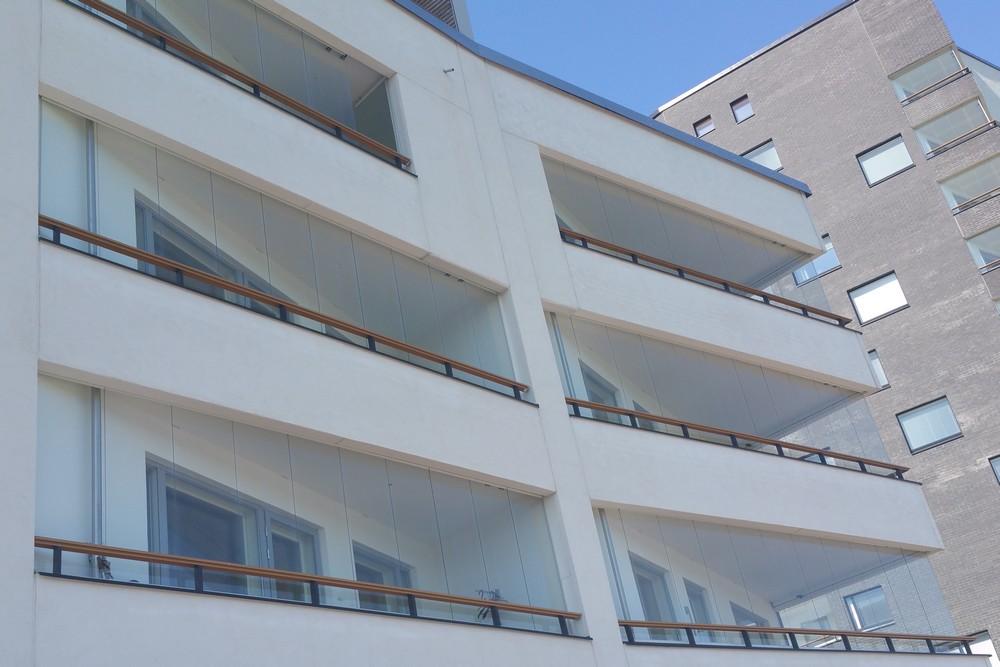 fermeture balcon