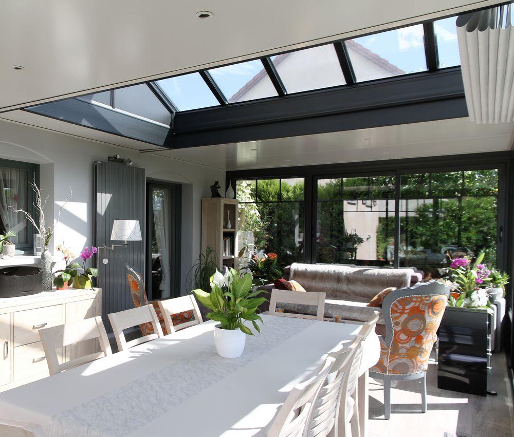 Renoval et son dome en verre