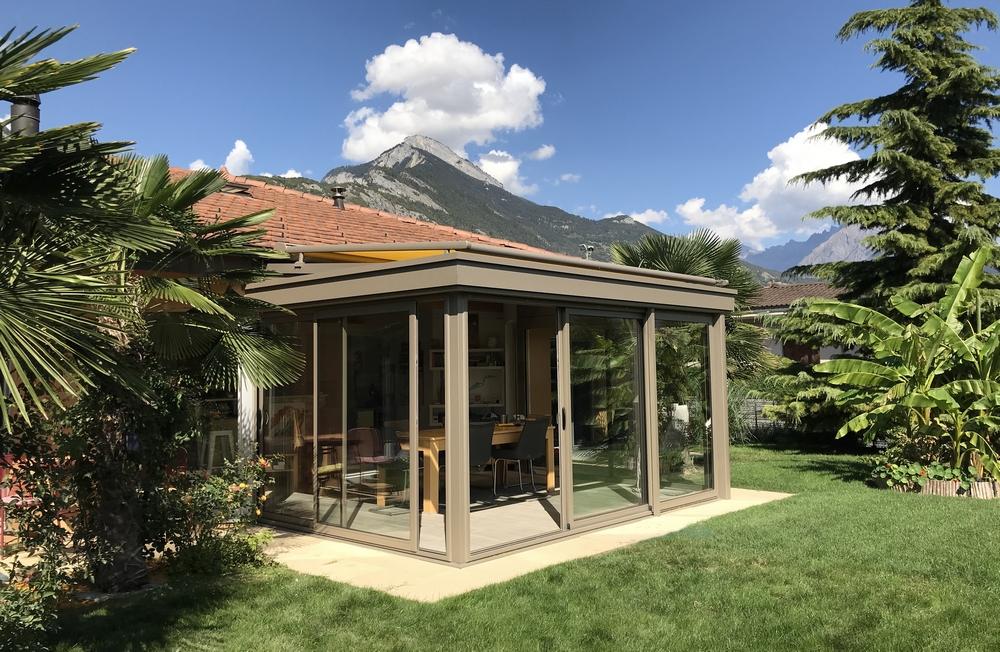 vérandas en Suisse
