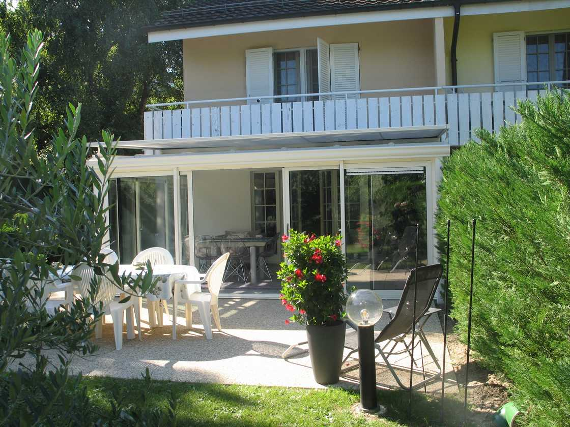 Maison mitoyenne – Véranda canton de Genève