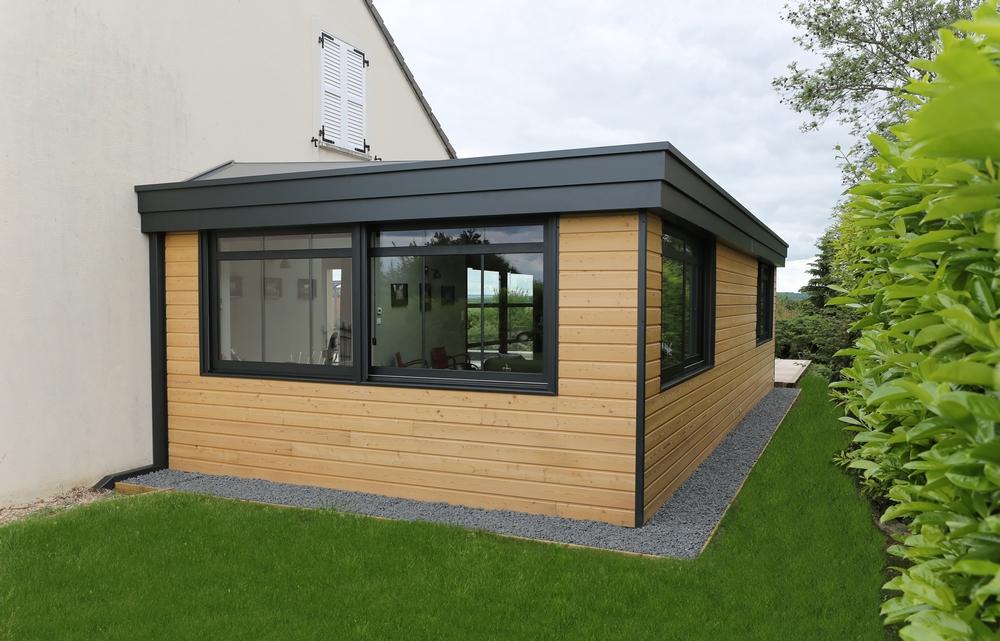extension de maison par une veranda 3