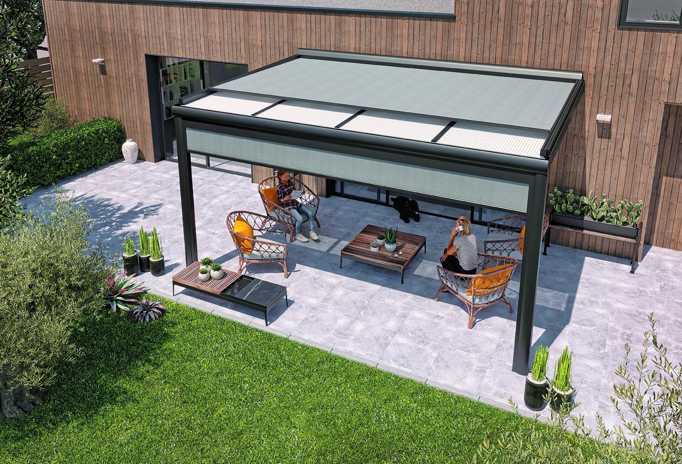 Auvent et protection solaire